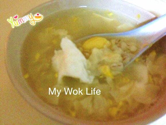 Fu Zhok dessert