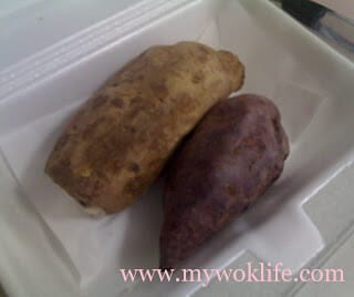 Sweet Potatoes From The Sweet Potato Place