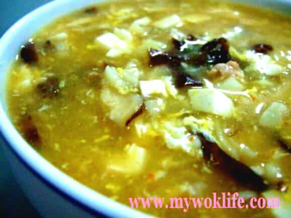 Sze Chuan soup
