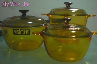 Visions Kitchen ware