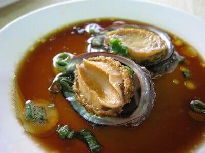 Lamma Island seafood