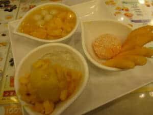 Hong Kong dessert