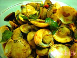 Gam Hiong Clams