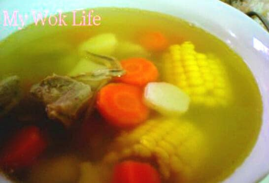 Huai Shan ABC Vegetable Soup