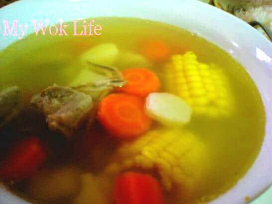 Huai Shan ABC Vegetable Soup