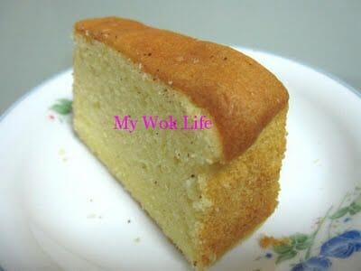 Cheese Pound Cake