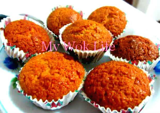 vegetarian cupcake