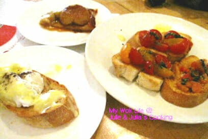 My Tasty Experience of Julie & Julia's Cooking