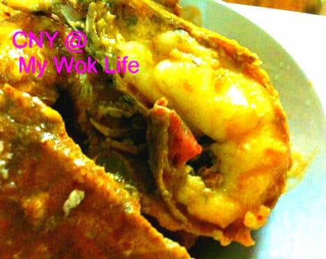 Chili crayfish
