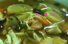 Chicken Stew Soup