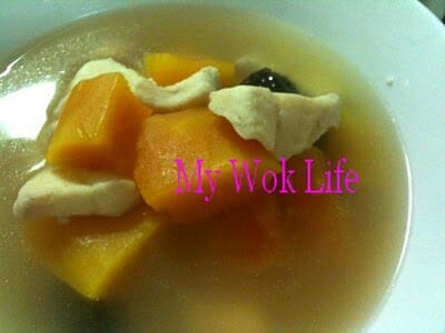 Papaya Fish Soup