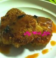 Japanese Pork Chop (Tonkatsu)