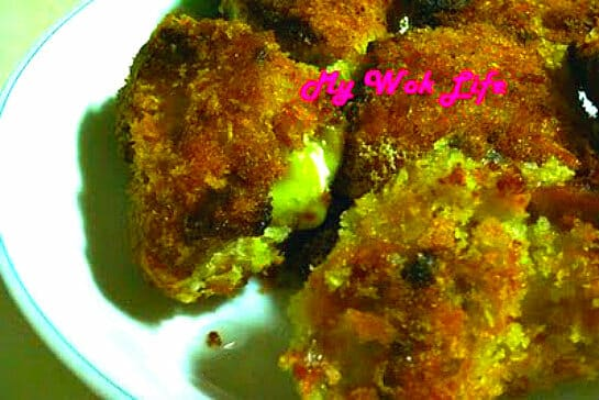 Simply Mini Cheesy Pork Cutlet