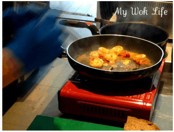 Tefal cooking