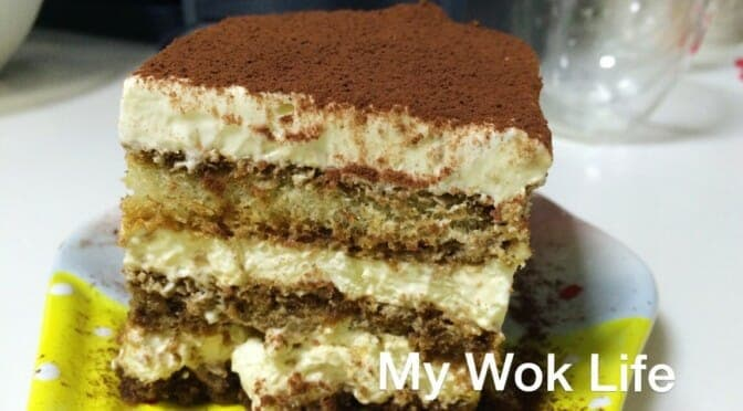 Delicious Homemade Tiramisu Recipe
