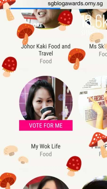 Vote for MyWokLife 2