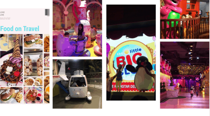 A visit to Hello Kitty Town & Little Big Club and overnight stay at Hotel Jen Puteri Harbour in Johor, Malaysia