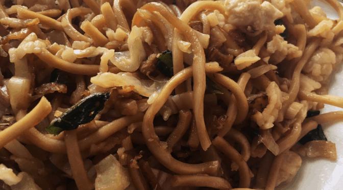 Ee Mee Dry (干捞伊面)