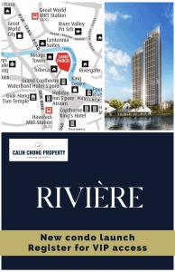 Rivière Condo Launch