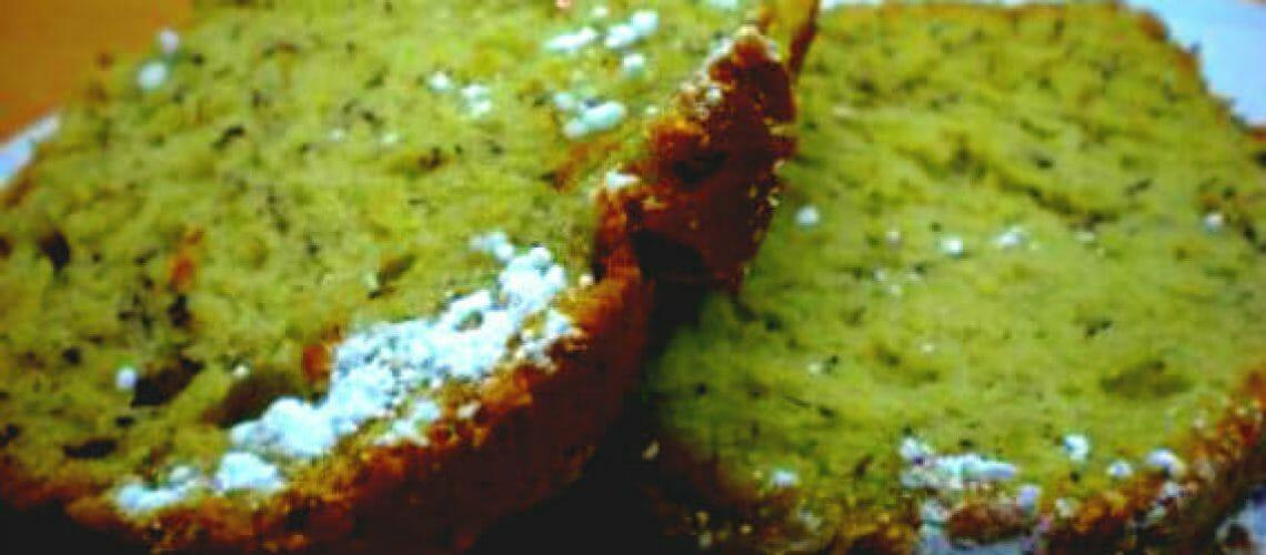 Supermoist banana cake